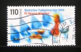 Poštovní známka Německo 1999 Bayern Mnichov Mi# 2074