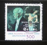 Poštovní známka Německo 1999 Richard Strauss Mi# 2076