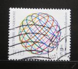 Poštovní známka Německo 1990 Unie telekomunikací Mi# 1464