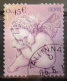 Poštovní známka Estonsko 2011 Vánoce Mi# 717