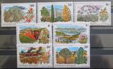 Poštovní známky Rwanda 1975 Ochrana přírody Mi# 745-51