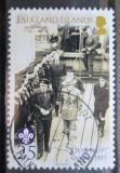 Poštovní známka Falklandské ostrovy 2007 Skautské hnutí Mi# 1012