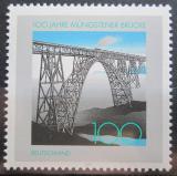 Poštovní známka Německo 1997 Müngstenský most Mi# 1931
