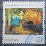 Poštovní známka Moldavsko 2017 Umění, Alexandr Grigorasenco Mi# 1018