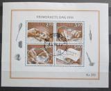 Poštovní známky Norsko 1991 Den známek Mi# Block 15