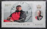 Poštovní známka Norsko 2017 Král Harald Mi# 1932 Kat 9.30€