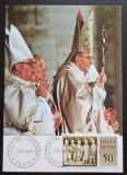 Maxikarta Vatikán 1978 Papež Jan Pavel I.