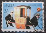 Poštovní známka Malta 1997 Historická nosítka Mi# 1008