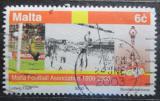 Poštovní známka Malta 2000 Fotbalová asociace, 100. výročí Mi# 1123