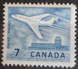 Poštovní známka Kanada 1964 Letadlo Mi# 358