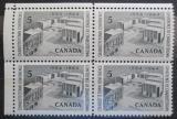 Poštovní známky Kanada 1964 Konference v Charlottetownu čtyřblok Mi# 376