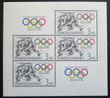 Poštovní známky Československo 1984 ZOH Sarajevo Mi# Block 57