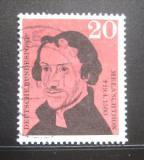 Poštovní známka Německo 1960 Philipp Schwarzerd - Melanchthon Mi# 328