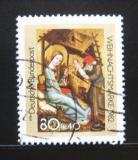 Poštovní známka Německo 1982 Vánoce Mi# 1161
