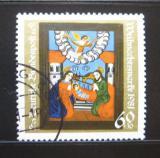 Poštovní známka Německo 1981 Vánoce Mi# 1113