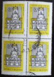 Poštovní známky Argentina 1977 Buenos Aires čtyřblok Mi# 1301