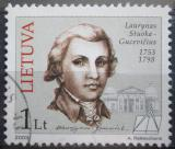 Poštovní známka Litva 2003 Laurynas Stuoka-Gucevičius, architekt Mi# 807