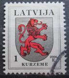 Poštovní známka Lotyšsko 2006 Znak Kurzeme Mi# 371 D IX