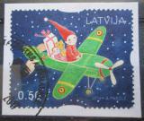 Poštovní známka Lotyšsko 2016 Vánoce Mi# 1004