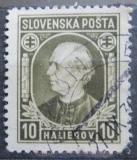 Poštovní známka Slovensko 1939 Andrej Hlinka Mi# 36
