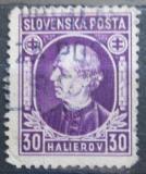 Poštovní známka Slovensko 1939 Andrej Hlinka Mi# 38