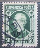 Poštovní známka Slovensko 1939 Andrej Hlinka Mi# 39