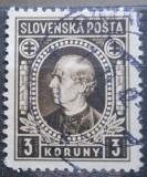 Poštovní známka Slovensko 1939 Andrej Hlinka Mi# 42