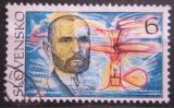 Poštovní známka Slovensko 1995 Ján Bahýl Mi# 224