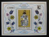 Poštovní známka Maďarsko 1985 Den známek Mi# Block 181