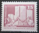 Poštovní známka DDR 1980 Architektura, Berlín Mi# 2501