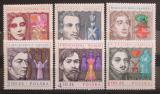 Poštovní známky Polsko 1978 Dramatici Mi# 2591-96