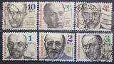 Poštovní známky Československo 1990 Osobnosti Mi# 3030-35