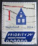 Poštovní známka Nizozemí 2014 Dům se štítem Mi# 3207
