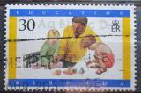 Poštovní známka Bermudy 1997 Vzdělávání Mi# 729