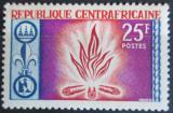 Poštovní známka SAR 1965 Skauting Mi# 91