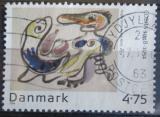 Poštovní známka Dánsko 2006 Umění, Oluf Jorgensen Mi# 1446