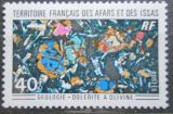 Poštovní známka Afars a Issas 1971 Geologie, dolerit s olivínem Mi# 50 Kat 13€