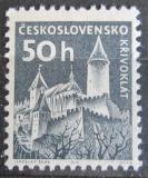 Poštovní známka Československo 1963 Hrad Křivoklát Mi# 1431