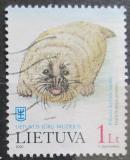 Poštovní známka Litva 2000 Tuleň kuželozubý Mi# 733