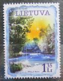 Poštovní známka Litva 2012 Vánoce Mi# 1119