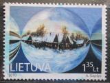 Poštovní známka Litva 2010 Vánoce Mi# 1051