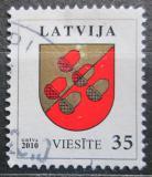 Poštovní známka Lotyšsko 2010 Znak Viesite Mi# 778