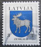 Poštovní známka Lotyšsko 2007 Znak Zemgale Mi# 372 D X