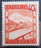 Poštovní známka Rakousko 1947 Mariazell Mi# 844