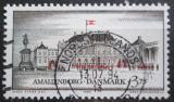 Poštovní známka Dánsko 1994 Zámek Amalienborg Mi# 1074