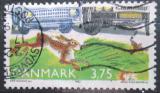 Poštovní známka Dánsko 1992 Fauna Mi# 1032
