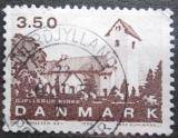 Poštovní známka Dánsko 1990 Kostel v Gjellerup Mi# 986