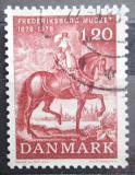 Poštovní známka Dánsko 1978 Národní historické muzeum Mi# 660