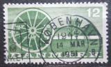 Poštovní známka Dánsko 1960 Zemědělství Mi# 378