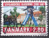 Poštovní známka Dánsko 1986 Královské milice Mi# 864